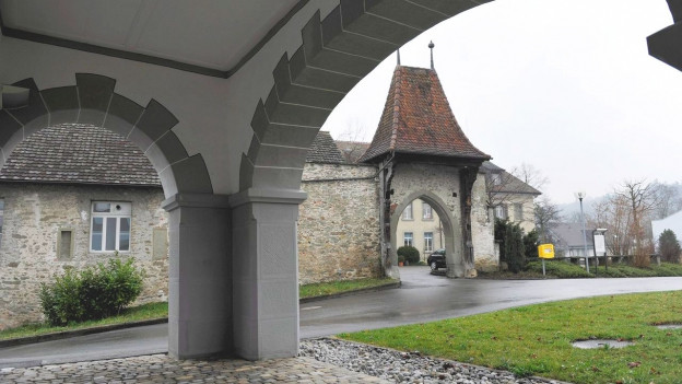 Kloster Rathausen in Luzern