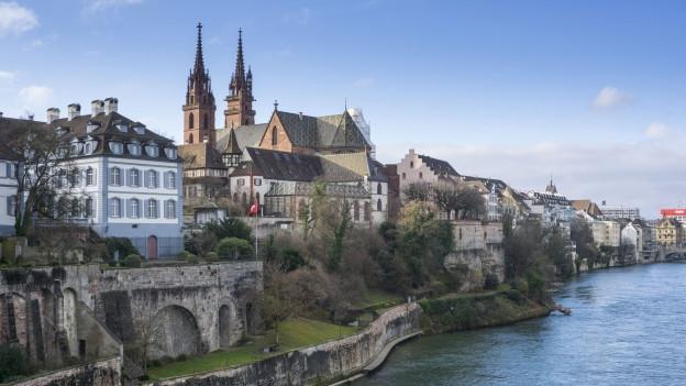 Bild vom Basler Münster