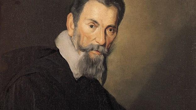 Claudio Monteverdi um 1630.