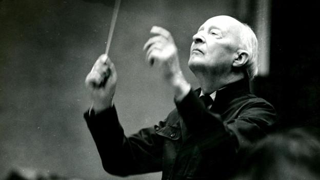 Komponist Witold Lutoslawski