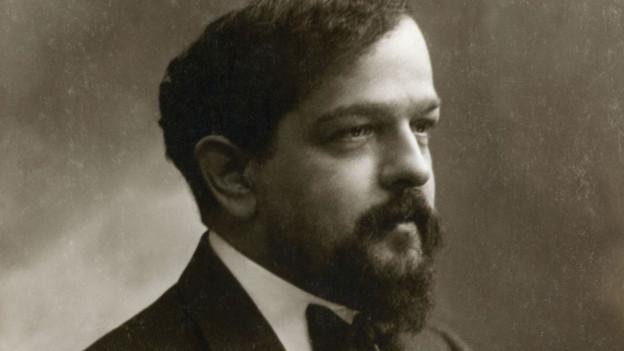 Claude Debussy im Porträt.
