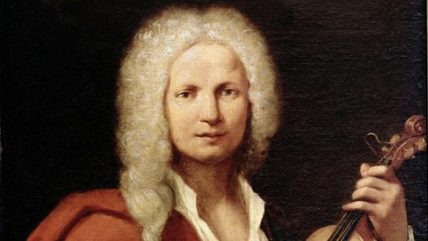 Wegweisende Kompositionen: Antonio Vivaldi (1678-1741).