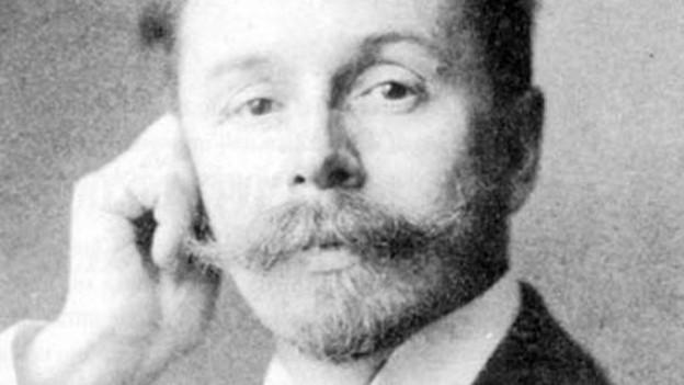 Porträt Alexander Skrjabin.