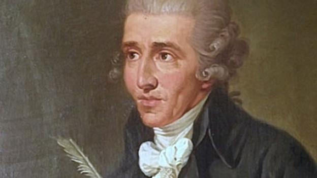 """""""Haydnportrait"""" von Ludwig Guttenbrunn"""