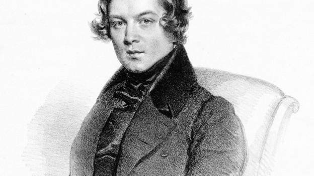 Stich von Robert Schumann.