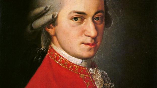 Mozart im Porträt.