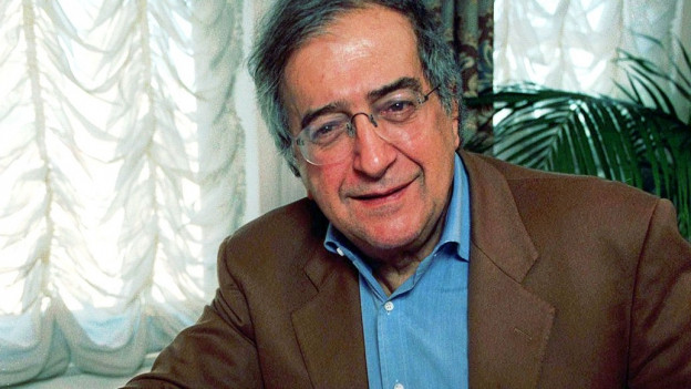 Porträt von einem Mann mit Brille.