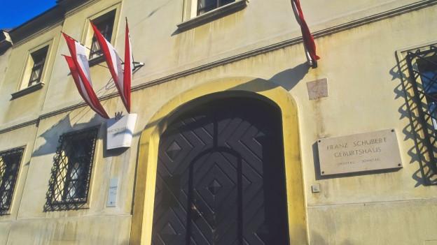 Geburtshaus von Franz Schubert