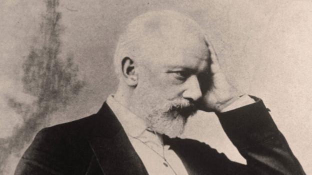 Portrait von Peter Tschaikowsky