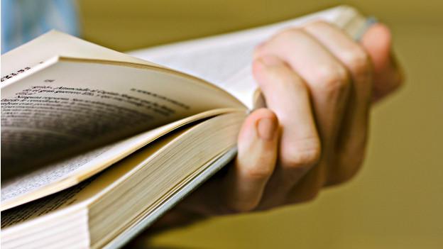 Lesen - die Hauptbeschäftigung eines Literaturkritikers, meint man zumindest.