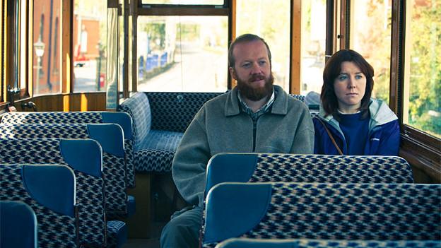 Chris (Steve Oram) und Tina (Alice Lowe) erkunden den Norden Englands.