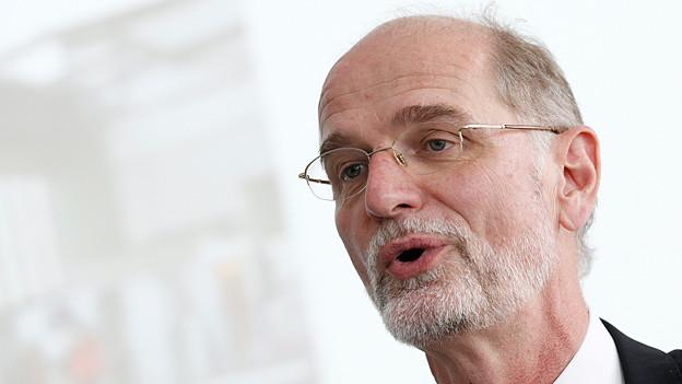 Tritt von seinem Amt als BAK-Direktor zurück: Jean-Frédéric Jauslin