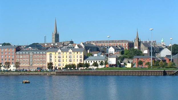 Die irische Stadt Londonderry wurde zur britischen Kulturhauptstadt 2013 gekürt.