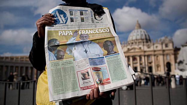 Am Tag danach - Stimmen zu Papstwahl.
