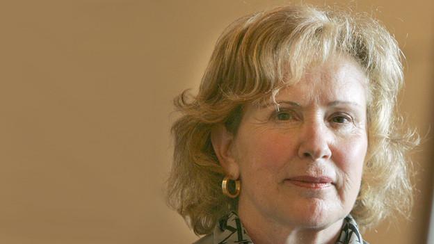 Wurde am 22. März 1933 in Glarus geboren: Eveline Hasler