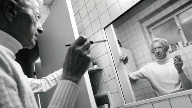 Faszinierte mit seiner unkonventionellen Lebensweise: Paul Bowles