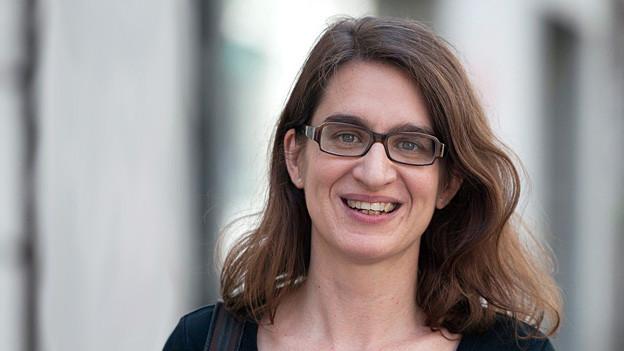 Wagt an den Solothurner Literaturtagen 2013 ein Neubeginn: Bettina Spörri
