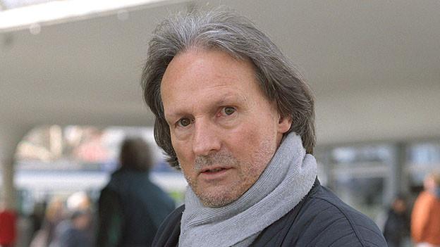 Verstarb am 5. Mai 2013 nach langer Krankheit: Schriftsteller Jürg Amann.