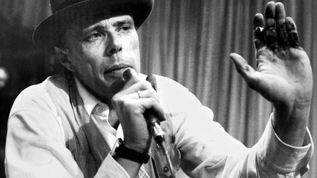 Der Hut war sein Markenzeichen: Künstler Joseph Beuys