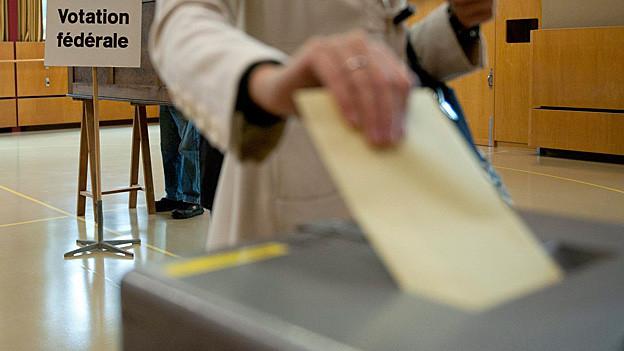 Möglichst viele Wahlzettel für sich einzuheimsen, das Ziel eines jeden Wahlkampfs.