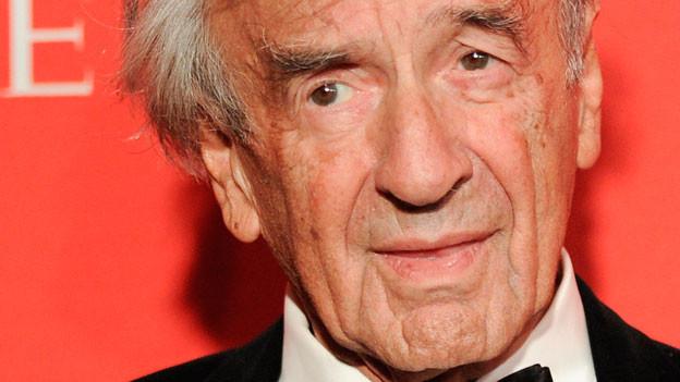 Erhielt 1986 den Friedensnobelpreis: Elie Wiesel (85).