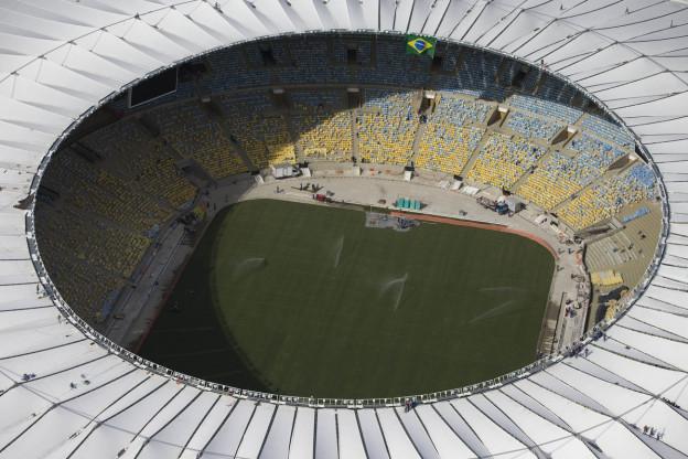 Mehr als nur ein Stadion: Das Maracana