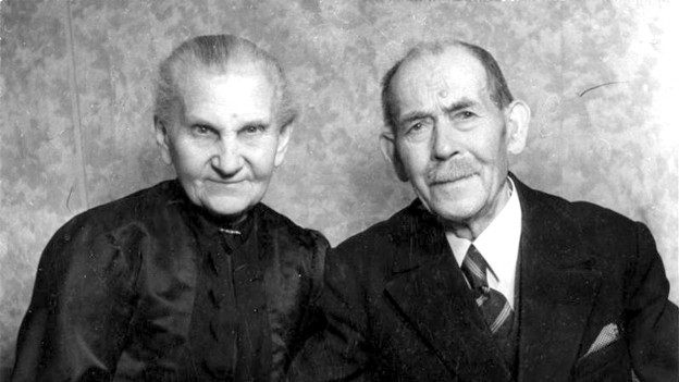 Dieses Ehepaar hat es bis zur Diamantenen Hochzeit geschafft: 60 Jahre Ehe.