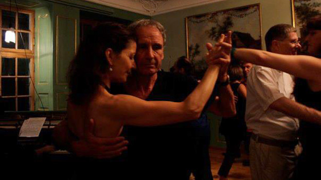 Armando Bees grosse Leidenschaft ist der Tango.
