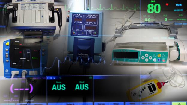Das Spital hat einen ganz eigenen Sound.