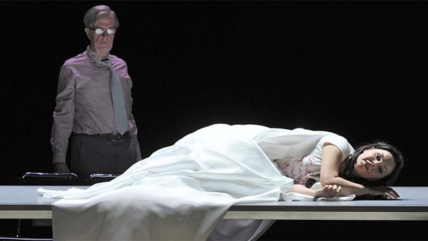 Aleksandra Kurzak als Gilda in «Rigoletto».