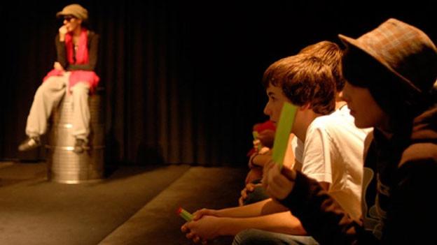 Schulklassen sind das Zielpublikum beim Projekt «Courage konkret – richtig oder falsch?».