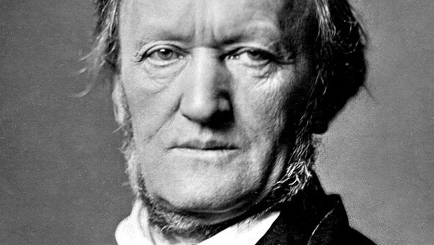 Richard Wagner im Porträt.