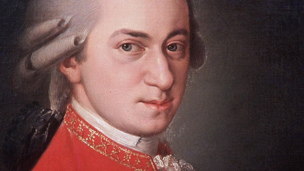 Wolfgang Amadeus Mozart (Barbara Kraft 1819).