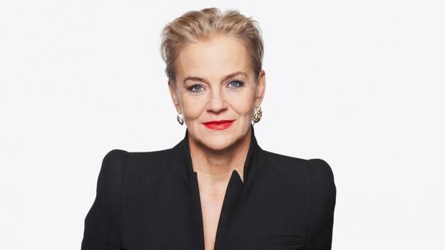 Porträt Cornelia Kazis
