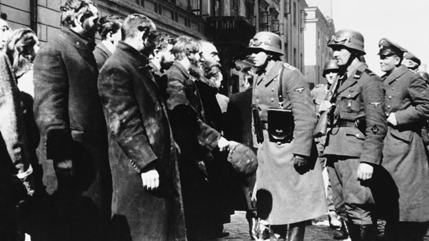 Das Warschauer Ghetto 1943