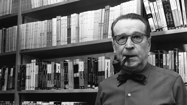 Der Autor von «Monsieur Hire»: Georges Simenon