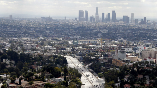 Eine Stadt, die keine ist: Los Angeles