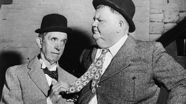 Laurel & Hardy alias Stan und Ollie