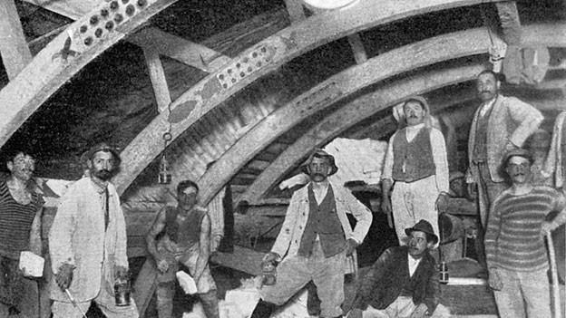 Tunnelmauerung