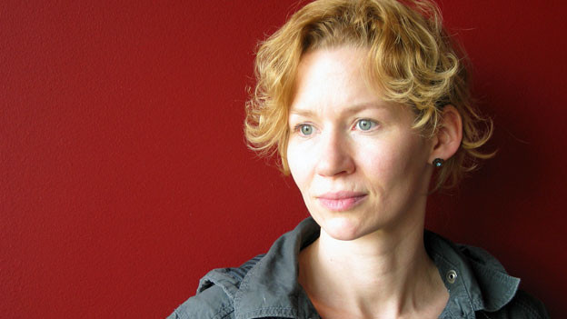 Hörspiel-Autorin Pamela Dürr.