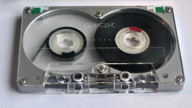 Thorsten Soltaus Klanginstallation basiert auf Materialien der 1980er-Jahre.
