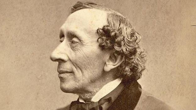 Die Märchenwelt wäre eine andere ohne ihn: H. C. Andersen.