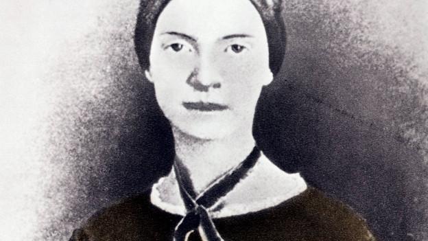 Porträt Emily Dickinson