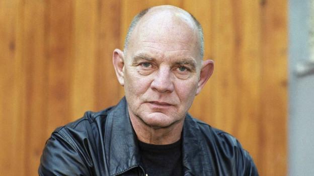 Porträt des Dramatikers Lars Norén.