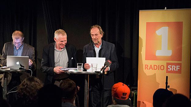 Markus Gasser, Hans-Peter Schifferle, Joschi Kühne
