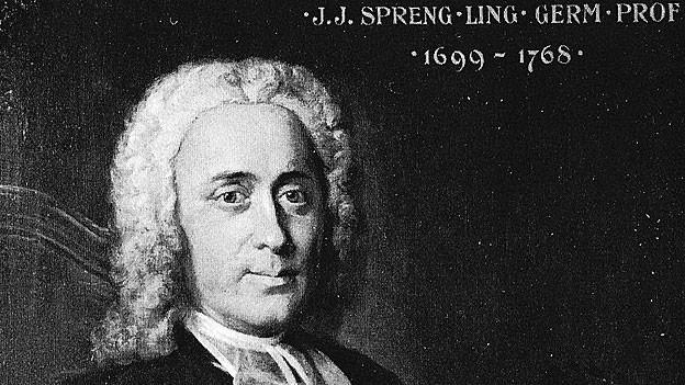 Johann Jakob Spreng