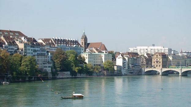 Hunkelers Heimat: Basel.