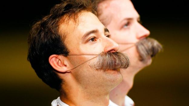 Bild vom Theaterstück «Nietzsche-Triologie» von Einar Schleefs.