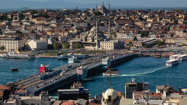Istanbul hat viele Facetten.