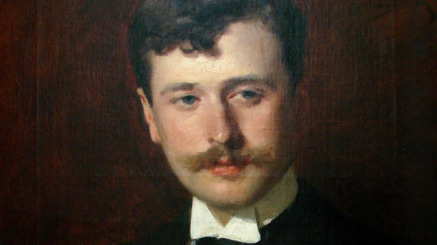 Georges Feydeau gemalt von Carolus-Duran (Musée des Beaux-Arts de Lille).